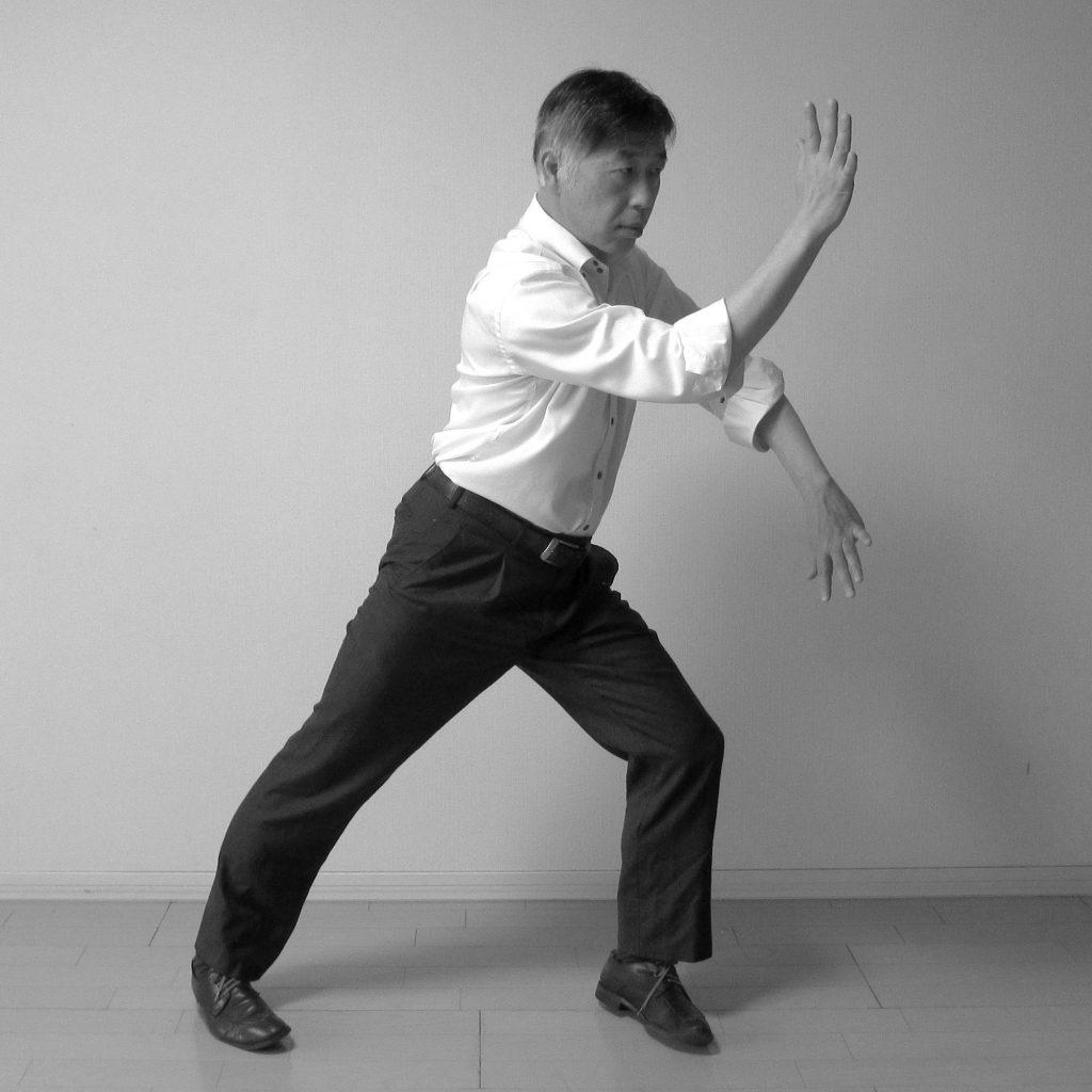 太極拳 搂膝拗步